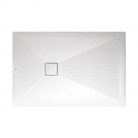 Piatto doccia rettangolare Plus-Ton Sferette 80X120 cm H3-Ceramica Althea-PP812-30