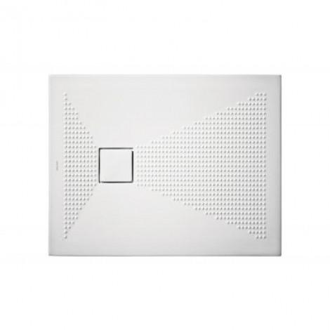 Piatto doccia rettangolare Plus-Ton Sferette 80X90 cm H3-Ceramica Althea-PP89-30