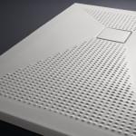 Piatto doccia rettangolare Plus-Ton Sferette 80X120 cm H3-Ceramica Althea-PP812-00