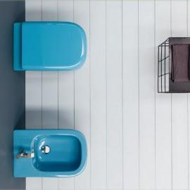 Wc Sospeso Semplice Colorato-Nic Design Srl-NIC.003_366-20