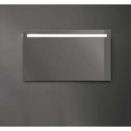 Specchio lunar Led filo lucido su struttura in acciaio 75x100-Nic Design Srl-NIC.012_590-20
