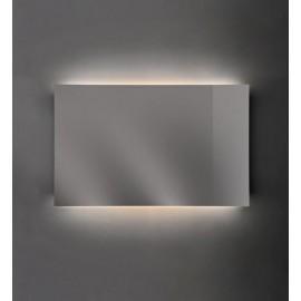 Specchio Raggio filolucido su struttura in acciaio 75X75-Nic Design Srl-NIC.012_615-20