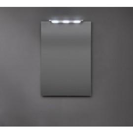 Specchio Shadow filo lucido su struttura in acciaio 75X60-Nic Design Srl-NIC.012_641-20
