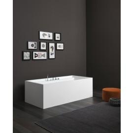 Vasca Pool Maxi Angolo Sx In Corian 180X90X57H-Nic Design Srl-NIC.014_471-20