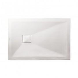 Piatto doccia rettangolare Plus-Ton 1 Liscio 70x110cm H3-Ceramica Althea-PP1711-20