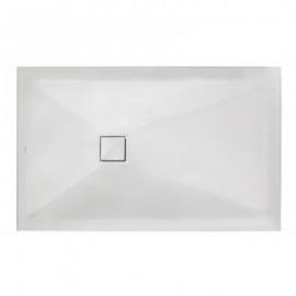 Piatto doccia rettangolare Plus-Ton 1 Liscio 90X140 cm H3-Ceramica Althea-PP1914-20
