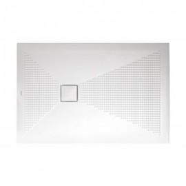 Piatto doccia rettangolare Plus-Ton Sferette 80X120 cm H3-Ceramica Althea-PP812-20