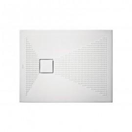 Piatto doccia rettangolare Plus-Ton Sferette 80X90 cm H3-Ceramica Althea-PP89-20