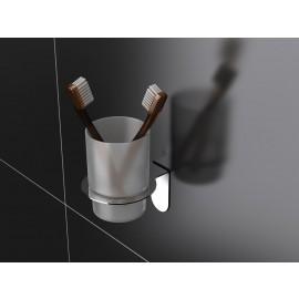Easy Porta Bicchiere/Acc.Lucido Polistirene Satinato/Viti E Tasselli Capannoli-Capannoli G F-YE103_JS55V-20
