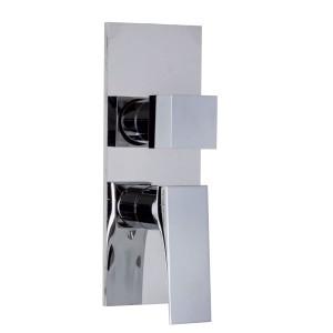 Miscelatore Incasso Con Deviatore A 2 O 3 Uscite Zeta X6 Fima Carlo Frattini-F3969X6-20