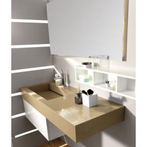 Composizione matrix 08 bianco lucido / toffe cm 120-LbLgN_MATRIX08-20