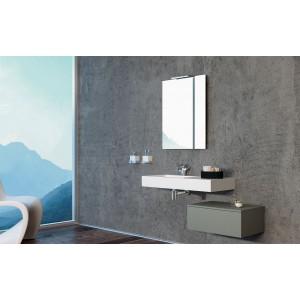 Composizione matrix 28 ral 6020 opaco/ white zeuslucido cm 150-LbLgN_MATRIX28-20