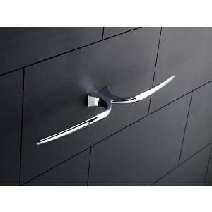 Mu Porta Salviette Doppio/Nichel Satinato Capannoli-MU150_VV-20