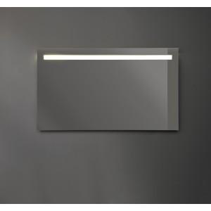 Specchio lunar Led filo lucido su struttura in acciaio 75x170-NIC.012_596-20