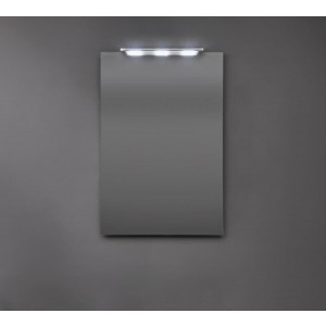 Specchio Shadow filo lucido su struttura in acciaio 75X120-NIC.012_648-20
