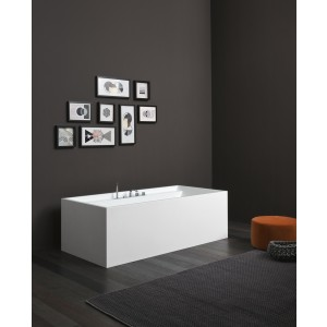 Vasca Pool Maxi Angolo Ds In Corian 180X90X57H-NIC.014_472-20