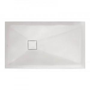 Piatto doccia rettangolare Plus-Ton 1 Liscio 70x120cm H3-PP1712-20