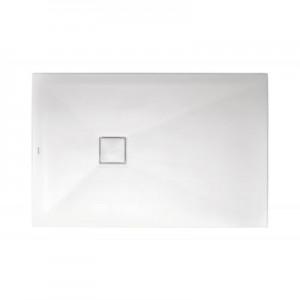 Piatto doccia rettangolare Plus-Ton 1 Liscio 80X100 cm H3-PP1810-20