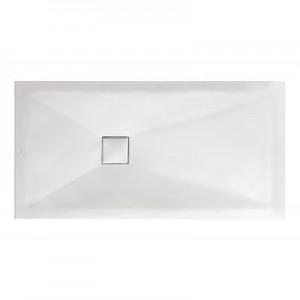 Piatto doccia rettangolare Plus-Ton 1 Liscio 80X160 cm H3-PP1816-20