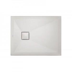 Piatto doccia rettangolare Plus-Ton 1 Liscio 80X90 cm H3-PP189-20