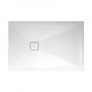 Piatto doccia rettangolare Plus-Ton Sferette 80X120 cm H3-PP812-20
