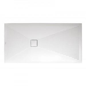 Piatto doccia rettangolare Plus-Ton Sferette 80X160 cm H3-PP816-20