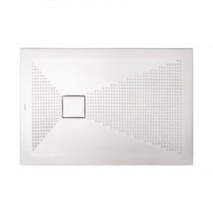 Piatto doccia rettangolare Plus-Ton Sferette 90X100 cm H3-PP910-20