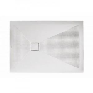 Piatto doccia rettangolare Plus-Ton Sferette 90X120 cm H3-PP912-20