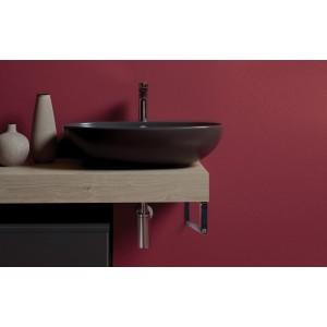 Vi11 Vignoni Consolle 80 App/Sosp. Colorato / Antracite Matt-VI11ANTRACITE-20