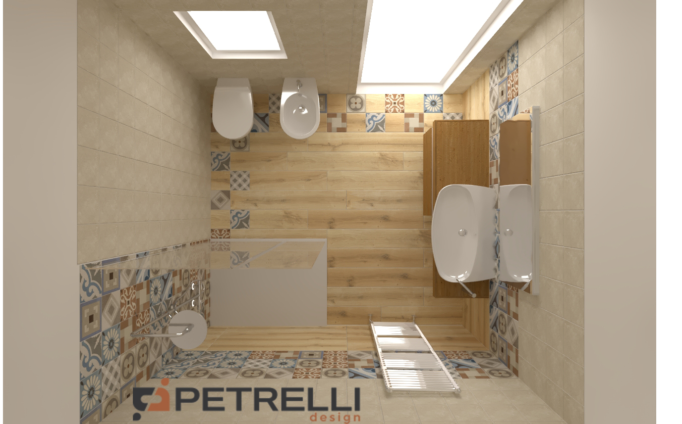 CemeNtINe WooD Project 2- PetrelliDesign