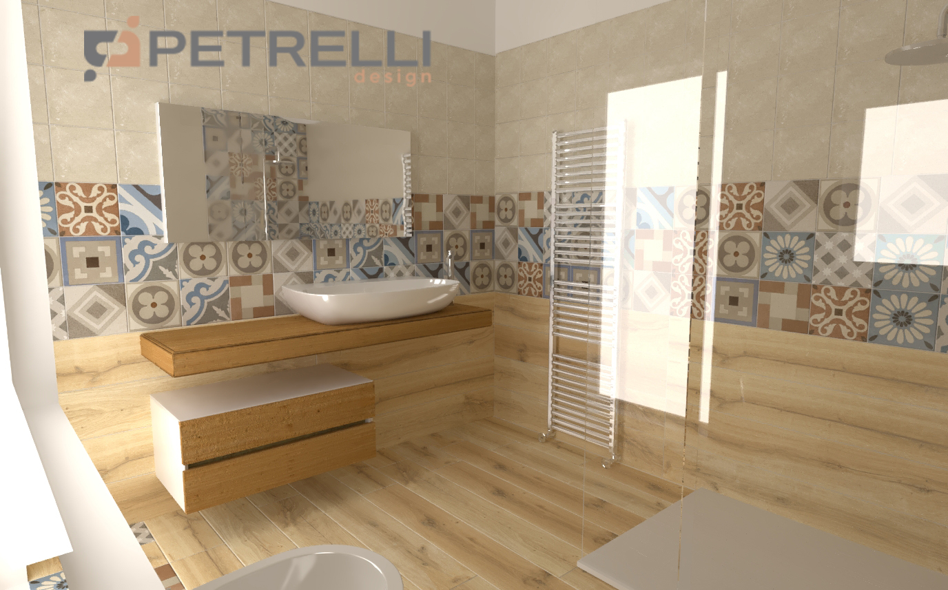 CemeNtINe WooD Project - PetrelliDesign