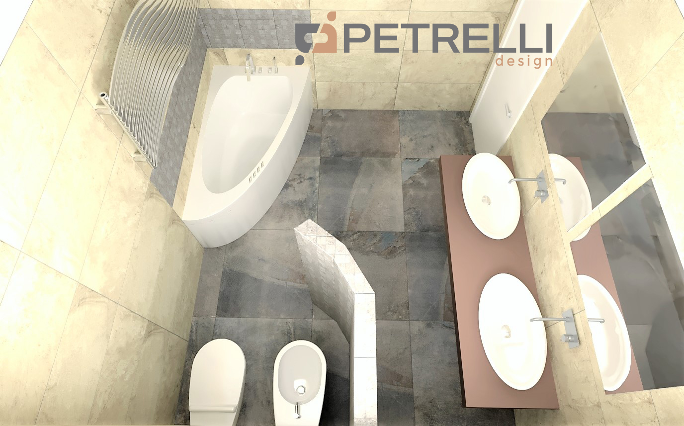 RistRutturatION - Bath1- 2 -PetrelliDesign