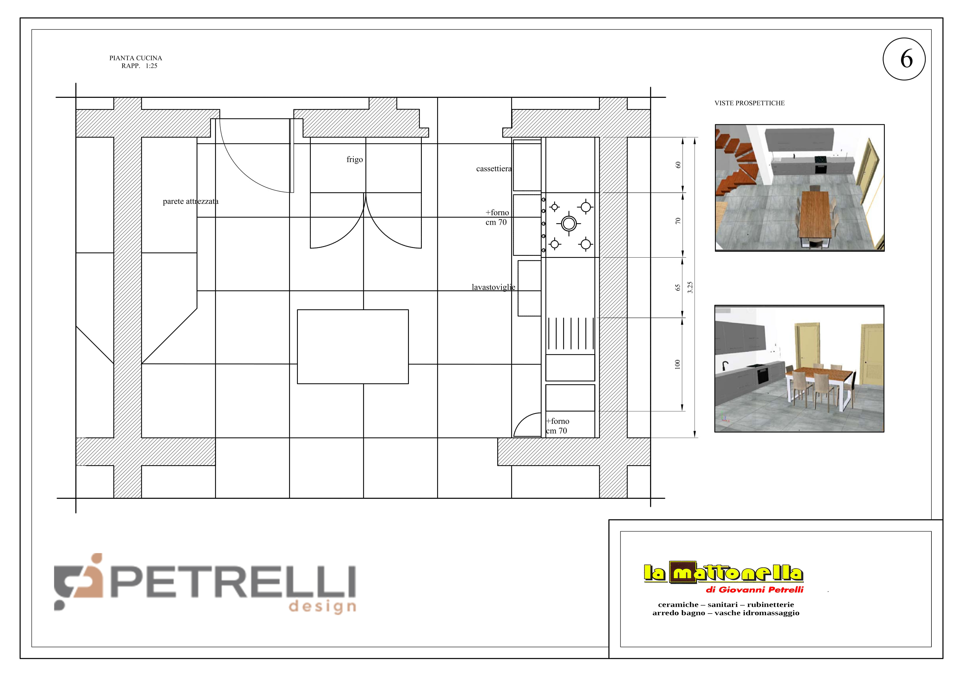 RistRutturatION 2 - Interior - 5 -PetrelliDesig